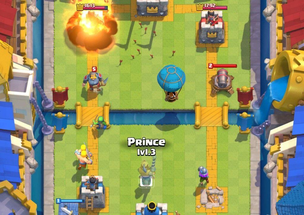 mejores trucos para clash royale