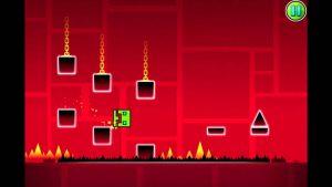 gameplay geometry dash
