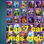 Las 7 Cartas más Efectivas de Clash Royale