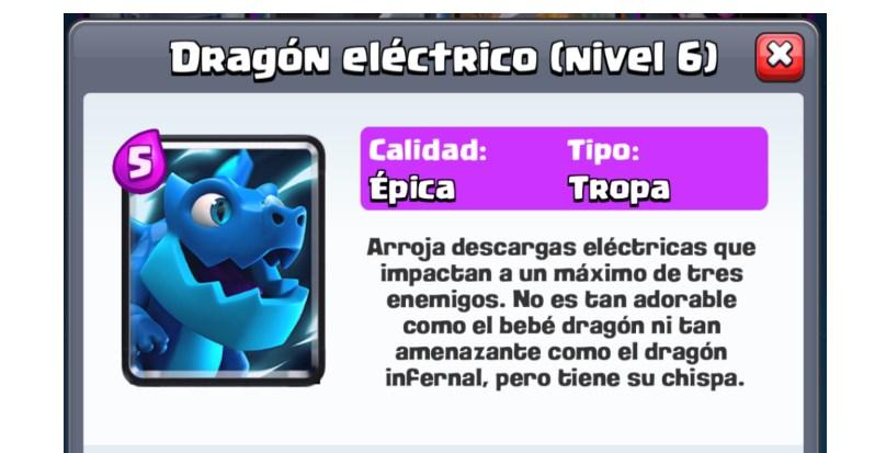 dragón eléctrico imagen 1
