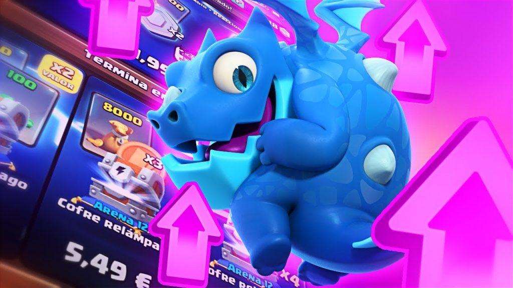 dragon electrico imagen