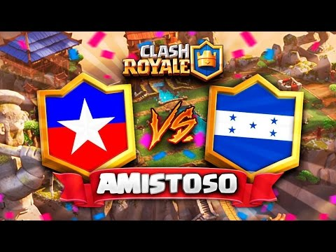 modo amistoso clash royale